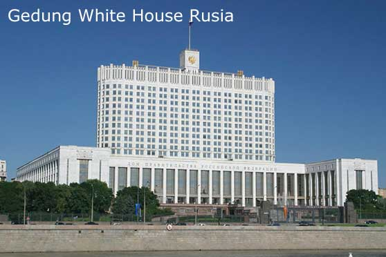 White House Rusia