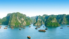 Paket Vietnam 4D3N | Hanoi – Halong Bay Overnight on Junk
