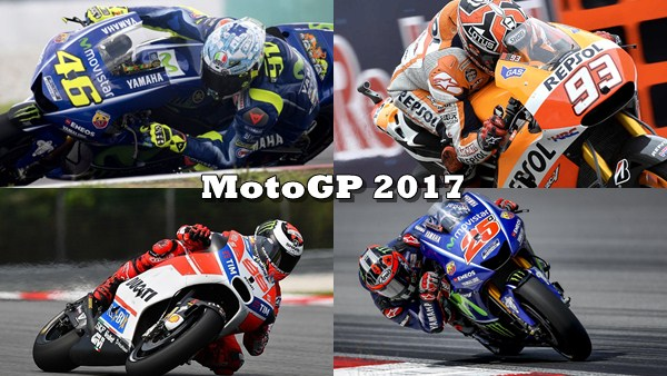 Live Streaming - MotoGP Sepang 2017