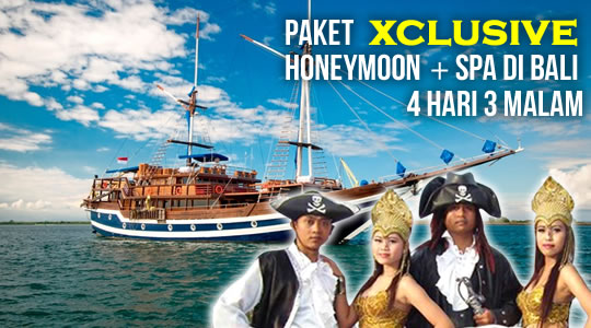 xclusive honeymoon di bali 4h3m